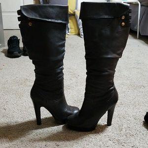 Jessica Simpson Knee High Boots